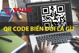 QR Code biến đổi là gì?